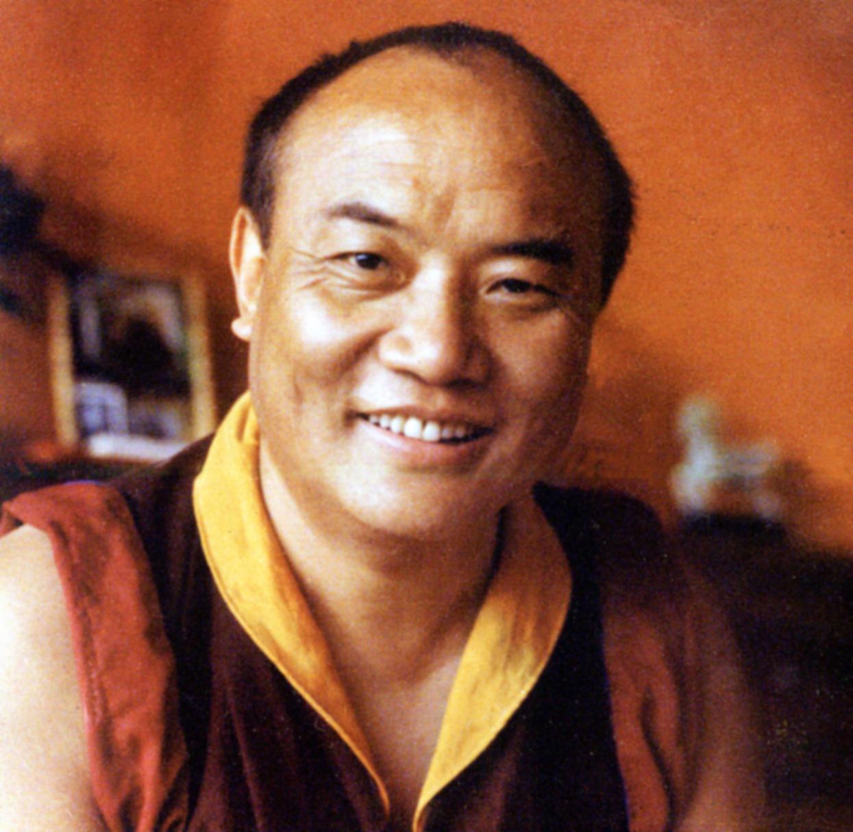 Le XVIᵉ Karmapa Rangjung Rigpé Dorjé